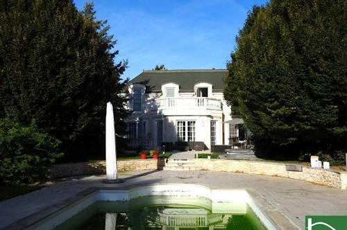 BEVERLY HILLS VON ÖSTERREICH! TRAUMVILLA IN BESTLAGE - Golfclub Fontana! Luxusobjekt mit riesiger Wohnfläche! SWIMMINGPOOL! TOP!