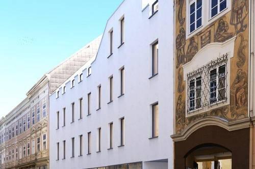 RESIDIEREN IN DER ST. PÖLTNER INNENSTADT – ANSPRECHENDES WOHNPROJEKT - ANLEGER - POVISIONSFREI