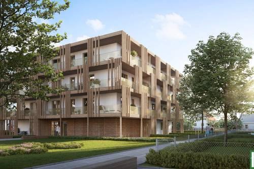 Wohnungen mit Eigengarten! - Provisionsfrei – Leben im Grünen - Exklusives Neubauprojekt – Fertigstellung Frühjahr 2022