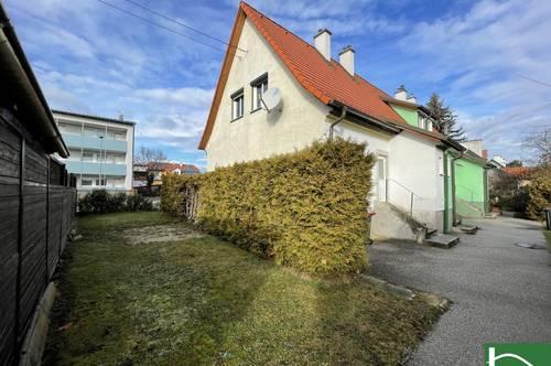 Traum-Häuser mit Grünflächen! TRAUMHAFTE REIHENHÄUSER! KLEINE KOLONIE! FRISCH SANIERT!