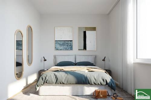 Schöne 2-Zimmer-Wohnung mit großer Außenfläche - PROVISIONSFREI!