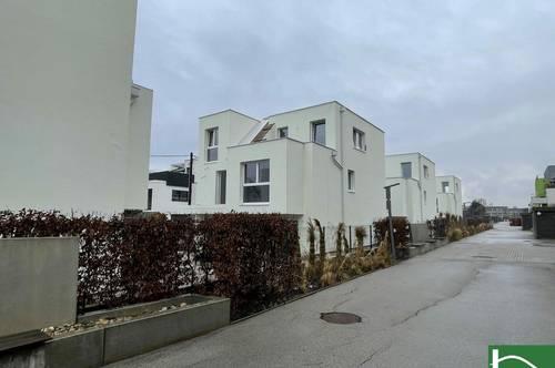 Stilvolle Doppelhaushälften - Absolute Ruhelage Nähe Leopoldauer Platz