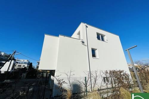 Exklusive Doppelhaushälften auf EIGENGRUND!! Absolute Ruhelage Nähe Leopoldauer Platz! Großzügiger Garten & Terrasse! 21 Bezirk!!