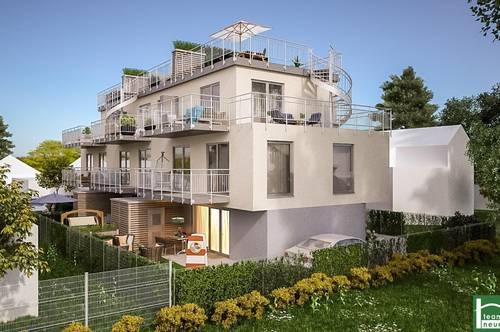 Traumhaftes Reihenhaus - Schlüsselfertig inklusive Stellplatz,Garten und toller Dachterrasse.