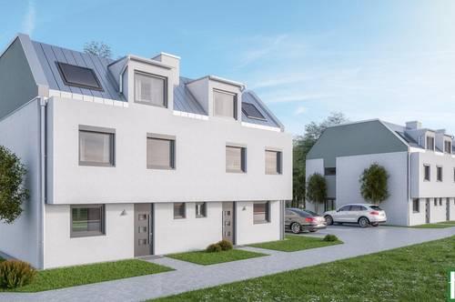 Provisionsfreie Luxus - Erstbezugshäuser in absoluter Ruhelage mit großen Gärten und Terrassen! elektrische Rolläden! Dachterrasse!