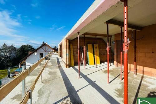 LUXURY LIVING // WOHNEN BEIM WASSER // EIGENGRUND // BIBERHAUFENWEG! 4 Zimmer + 2 Terrassen + Gartenbereich + Keller!