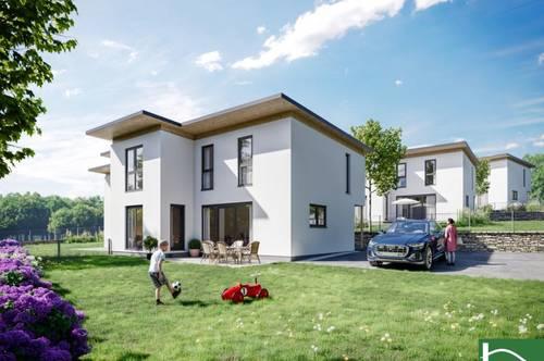 SCHAUEN SIE! - Leben wie im URLAUB- Doppelhaushälfte mit coolem Blick in die Umgebung!