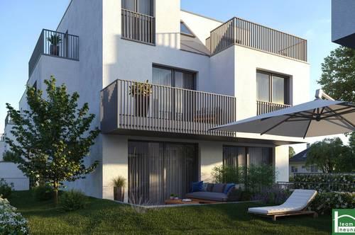 AUFGEPASST - EIGENGRUND - Exklusive Doppelhaushälften in belagsfertigen Zustand!! Nähe Leopoldauer Platz - 21. Bezirk!!