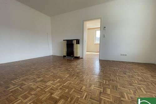 Unbefristete 2-Zimmer Wohnung mit Aufzug - BASTLERHIT!