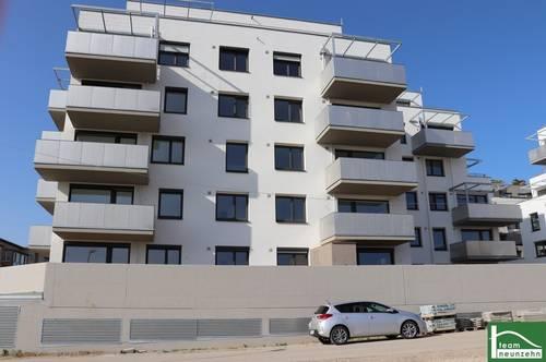 Coole 2-Zimmer-Wohnung mit 2 Mega Terrassen, Top Infrastruktur. Im Zentrum von Eisenstadt