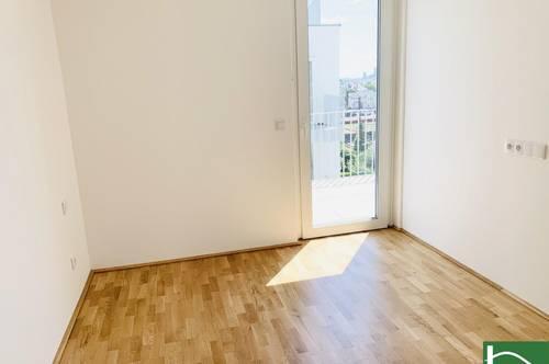 EINMALIGER AUSBLICK - IDEALE LAGE - 3 Zimmer mit Balkon!