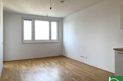 URBANER AUSBLICK! TOP LAGE! 2-Zimmer Wohnung mit Loggia - SOFORT VERFÜGBAR!