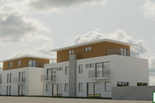 Genießen Sie den Sommer in Ihrem Garten - Ihr neues Designerhaus mit Dachterrasse in Tribuswinkel!