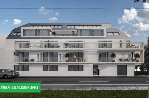 Vorsorgewohnung!Provisionsfreie 2-Zimmer Wohnung zum Vermieten ab 121.875,-- Euro!