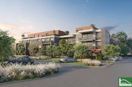 15 Minuten zur U1 Hbf. Bel AIR Premium Garden Suites - Cooles Design - Terrasse und Garten inklusive!