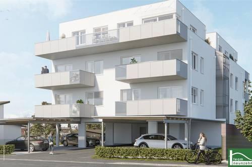 Perfekte Vorsorgewohnung - Vermietungsservice inklusive - Baubeginn erfolgt in Kürze - PROVISIONSFREI!