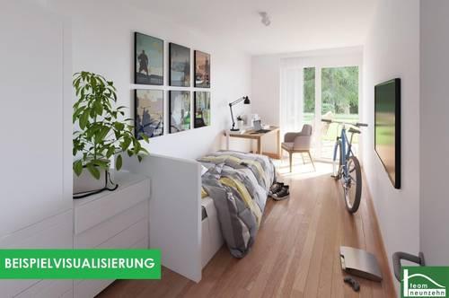 Provisionsfreie 2-Zimmer Wohnung in Graz zum Vermieten ab 121.875,-- Euro