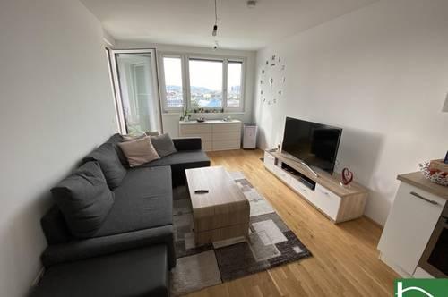 Top Lage! 2 Zimmer - Wohnung + Loggia im 7 Obergeschoss!!!