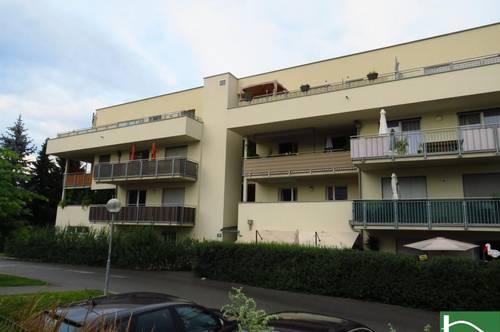 Provisionsfrei mieten mit Team19! - Ideale Raumaufteilung! 2-Zimmer mit großem Balkon! Westausrichtung! - Außenparkplatz für nur € 30/Monat optional dazu!