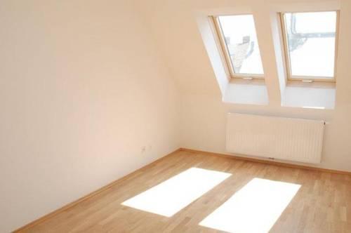 Dachgeschoßwohnung zu vermieten!