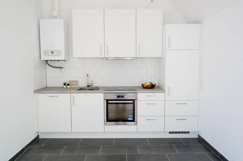 Wunderschöne Dachgeschosswohnung mit 2 Terrassen und Einbauküche - Erstbezug