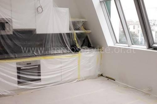 Erstbezug - tolle 3-er WG-Wohnung mit Atelierfenstern - unbefristet!