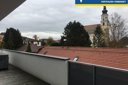 Penthouse mit großer Terrasse / barrierefrei