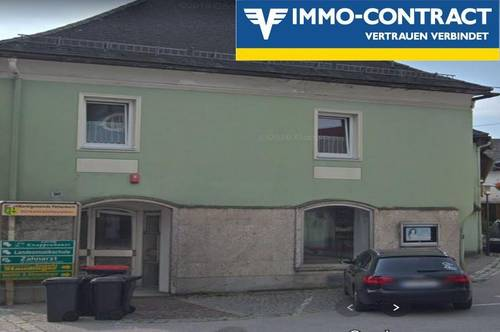 Wohn-Geschäftshaus in zentraler Lage zu kaufen!