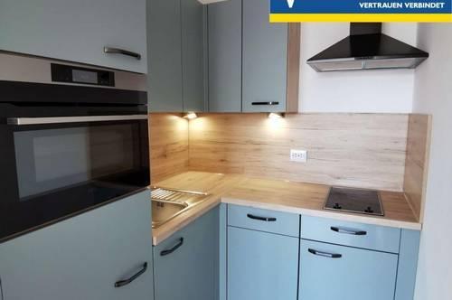 Top sanierte, kleine Wohnung im Zentrum von Wels mit Tiefgaragenplatz!