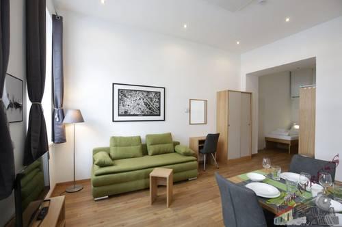 Provisionsfreie Wohnung , Übergangs- und Notfallapartment, möbliert und voll ausgestattet!