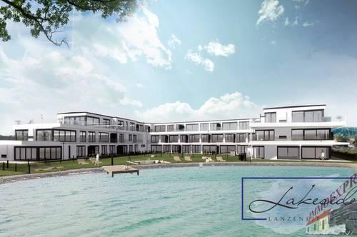 Luxuswohnung Top 43 mit 48 m2 Dachterrasse und Privatsee am Golfplatz - PROVISIONSFREI