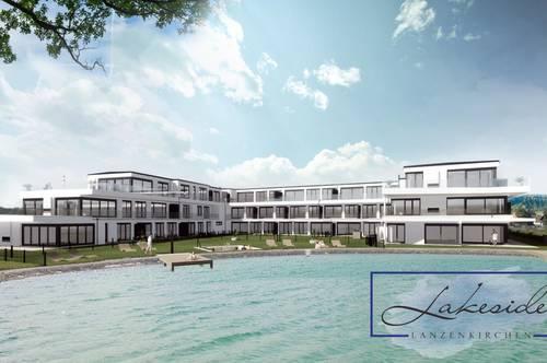 Luxuswohnung Top 16 mit direktem Wasserzugang am Privatsee am Golfplatz - PROVISIONSFREI