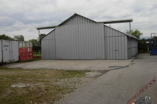 Betriebsobjekt - Lagerhalle zu vermieten
