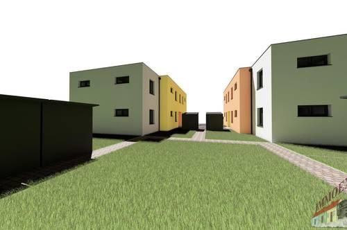 Sehr gut gelegene 3 Zimmer Eigentumswohnungen im 1. Stock mit Garten in 2402 Maria Ellend - NEUBAU