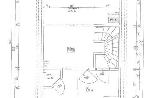 Oberlaa: Vermietung eines Reihenhauses mit 2 Stellplätze