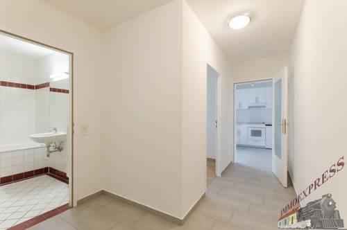 2-Zimmer-Wohnung = MINIGARTEN = TERRASSE = NEUE KÜCHE = U3 Simmering
