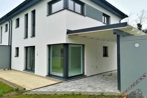 ERSTBEZUG - Doppelhaushälfte - RUHELAGE - GRÜNBLICK