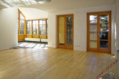 Wohnen und Arbeiten in großem Einfamilienhaus (5 Zimmer+Keller) – 25 min nach Wien!