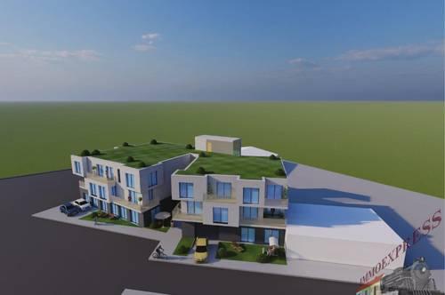 Bauträger aufgepasst! Grundstück mit Planung 14 Einheiten ca. 1550 m², 2231 Strasshof an der Nordbahn