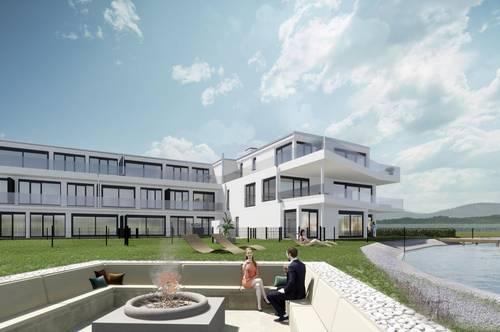 Luxuswohnung Top 7 mit Seeblick + Garten - PROVISIONSFREI