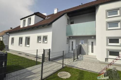Luxus- Wohnung mit Loggia und Garage - überaus niedrige Betriebskosten (!!!)
