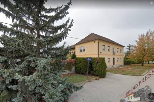 Große Wohnung mit Gartenanteil in Sollenau zu verkaufen !