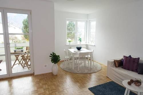 Gemütliche Wohnung mit Loggia und Tiefgaragenstellplatz in Micheldorf