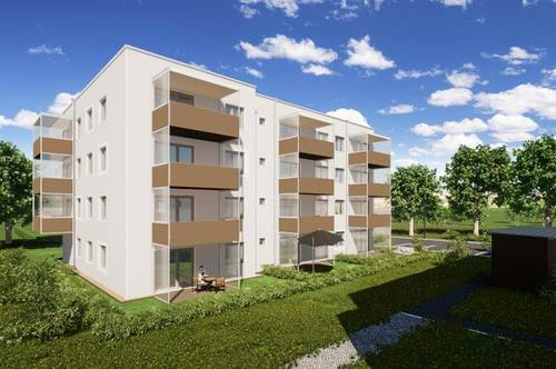 Neubau! Kompakte 53 m² Eigentumswohnung in Kirchdorf - provisionsfrei