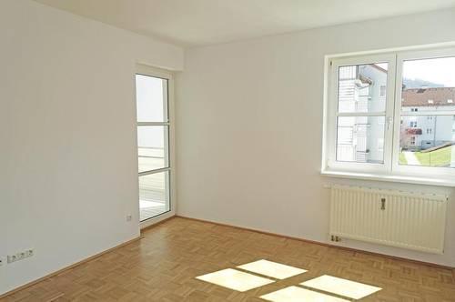 Gut aufgeteilte 2-Zimmer Wohnung samt Tiefgaragenstellplatz in Micheldorf