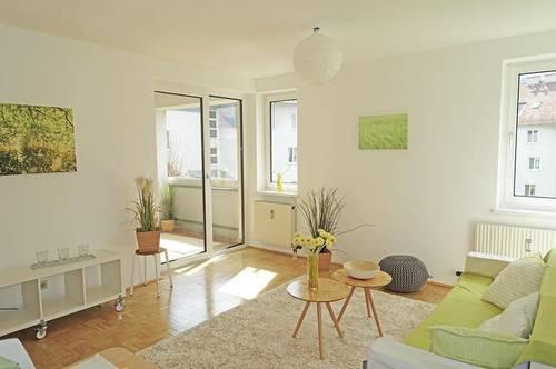 *FÜR 3 MONATE MIETREDUZIERT* Helle 3-Zimmer Wohnung in Kirchdorf mit Tiefgarage