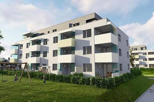 Neubauprojekt in St. Florian - 3. Bauabschnitt - Bezug im Sommer 2022