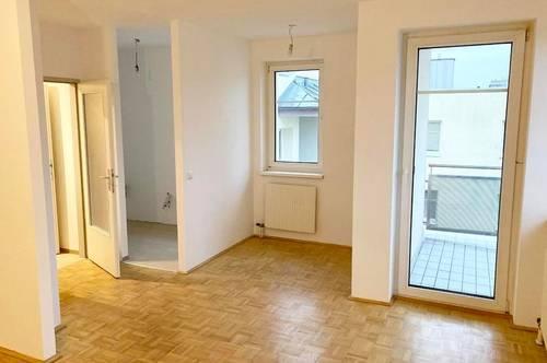 Schöne Einraum-Wohnung in Haid mit Balkon