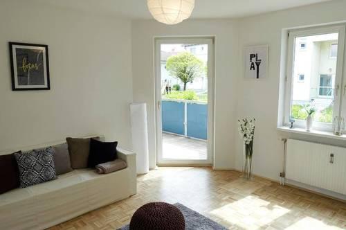 Sonnige Erdgeschoss Wohnung mit großer Loggia in Edt bei Lambach