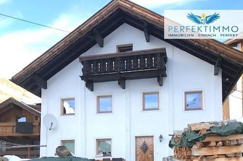 Idyllisch gelegenes Haus mit Bauernhof und vieles mehr in Winterstall/Sölden zu verkaufen!